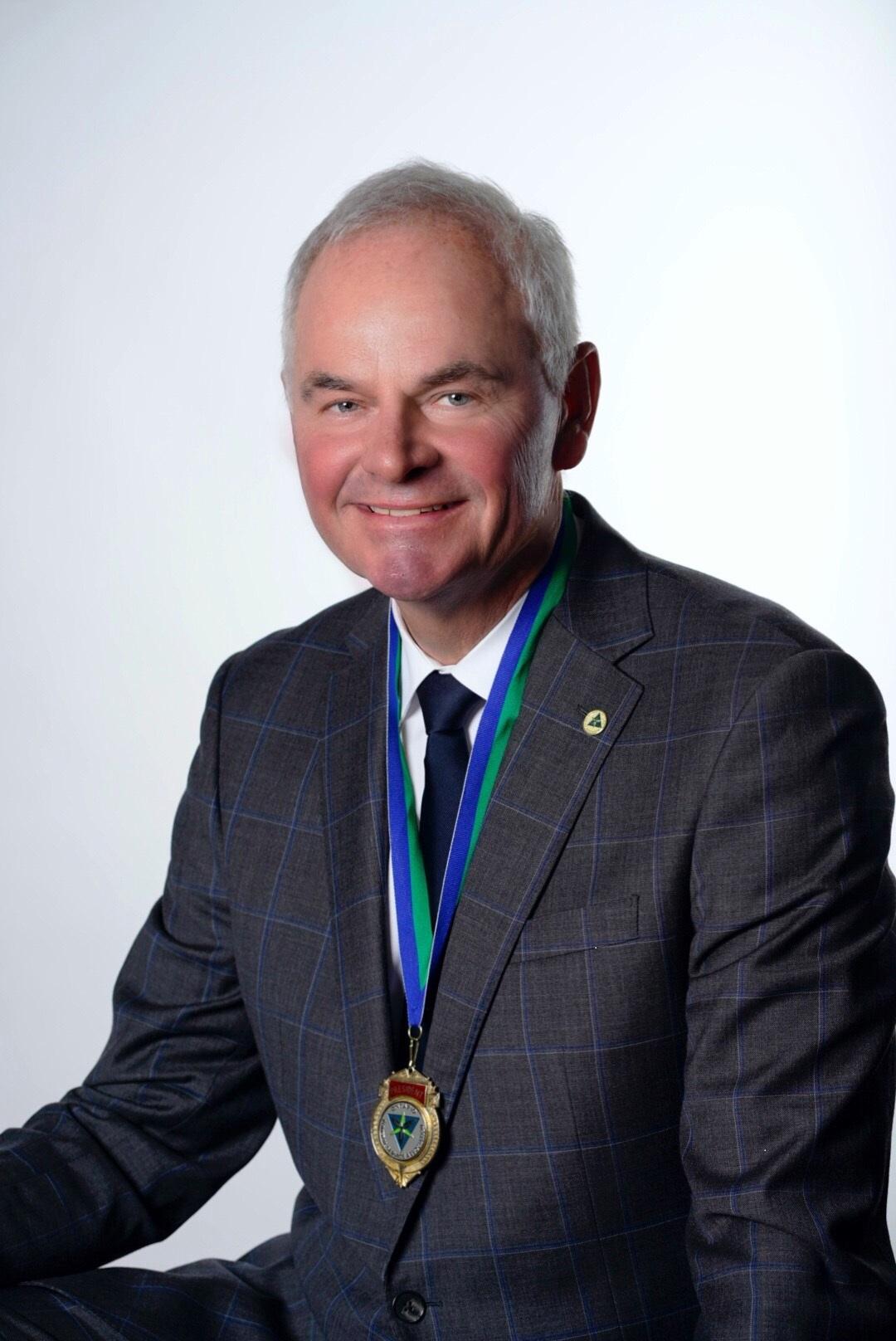 Scott MacCoubrey, President